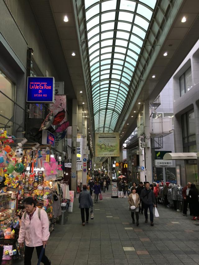 商店街写真