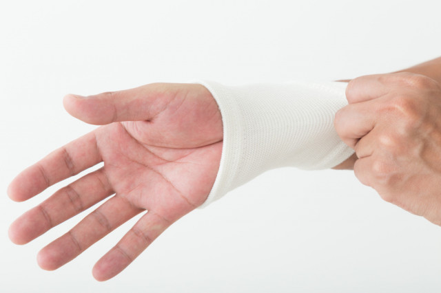 腱鞘炎の仕組み