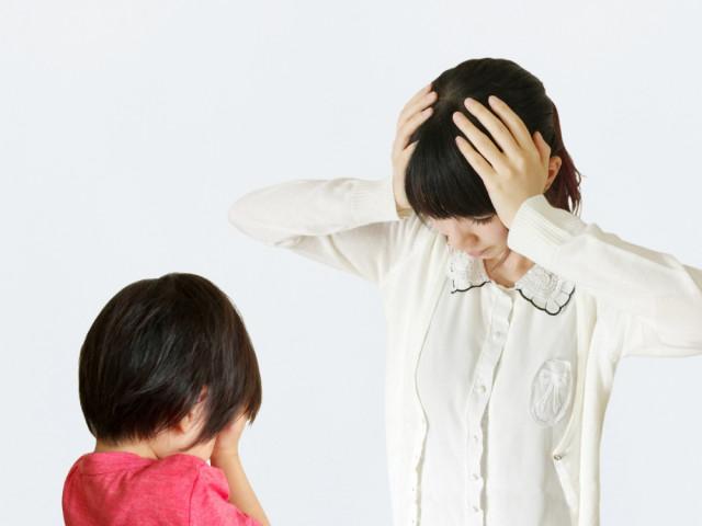 起立性調節障害に悩む子供
